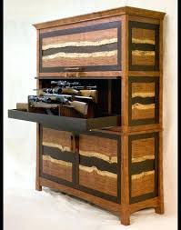 american classics gun cabinet hidden gun cabinet furniture storage solutions that are cool and