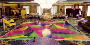 floor wraps nj custom wrapped floor shout