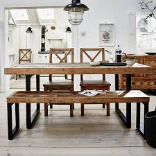 reclaimed wood extending dining table standford industrial reclaimed wood dining table dining sets