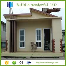 heya superior quality easy build cheap prefabricated portable