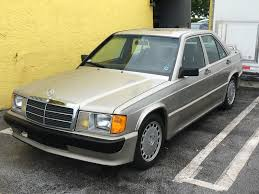 1986 mercedes benz 190e 2 3 u2013 16v cosworth dogleg real muscle