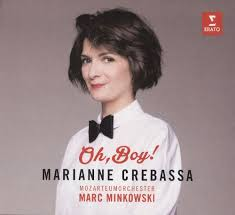 Boy Photo Album Oh Boy Marianne Crebassa Marc Minkowski Salzburg Mozarteum