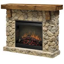 astonishing ideas wood electric fireplace amish mantel fireplace
