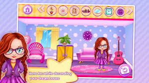 dollhouse games for girls android apps on google play
