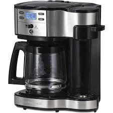 Cool Single Serve Coffee Machine with Grinder