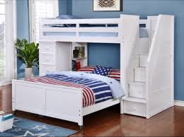 bedding ravishing 21 top wooden l shaped bunk beds with space