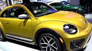 review 2017 volkswagen beetle dune 2017 volkswagen beetle dune gold exterior and interior first