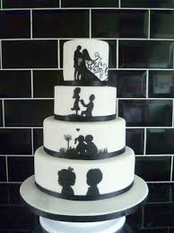 unique wedding cakes create the light side of your wedding with wedding cakes