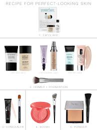 perfect makeup 5 easy steps for a flawless face the mom edit