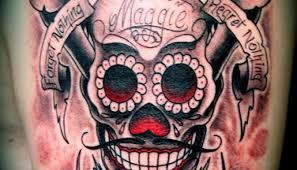 sugar skull meaning brief explanation endless