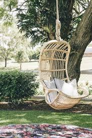Swinging Ball Chair Single Swing Chair Home Design