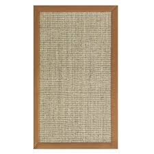 Floor Rugs by Home Decorators Collection Freeport Sisal Honey Khaki 12 Ft X 15