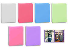 Pioneer 4x6 Photo Albums Pioneer 4x6 Mini Poly Photo Album Assorted Colors Ebay