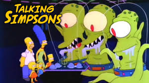 Simpsons Treehouse Of Horror I - talking simpsons u2013 treehouse of horror u2013 laser time