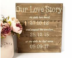 5 year wedding anniversary gift ideas 5th anniversary gift etsy