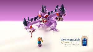 kyomon craft disney hercules hydra