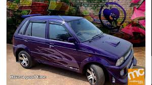 modified cars wallpapers maruti 800 modified cars wallpaper 1366x768 16708