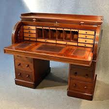 Small Bureau Desk Uk Bureau Desk Uk Oak Writing Bureau Desk By Reprodux Sold Modern