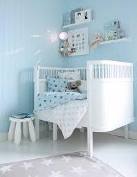 chambre bébé bleu chambre bleue inspiration nursery babyboy