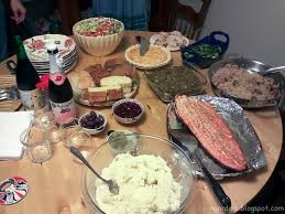 my stead our non traditional thanksgiving menu