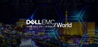 dell emc world 2018 conference las vegas april 30 u2013may 3 dell