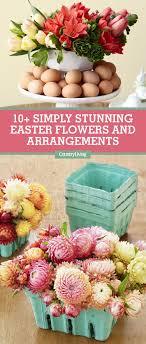 easter flower arrangements 12 beautiful easter flowers and arrangements easy easter