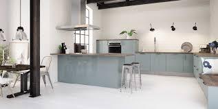 hygiena cuisine cuisine moderne bleue hygena interieur kitchens