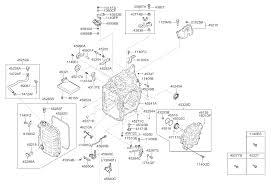 transmission for hyundai accent 42700 26500 genuine hyundai switch inhibitor