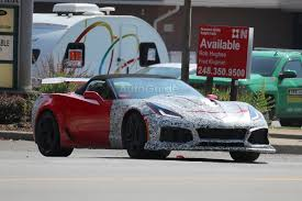 just corvette the corvette zr1 is basically just carbon fiber and big wings