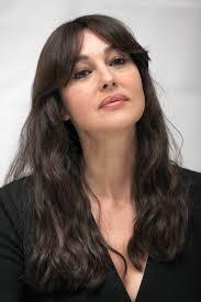 monica bellucci at spectre press conference in mexico city 10 24