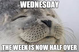Happy Wednesday Meme - welcome wednesday heart soul pr inc