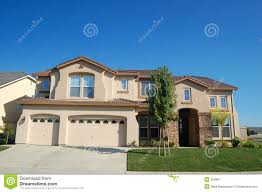 upscale house in california royalty free stock photography image