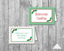 Design Your Own Place Cards Name Place Cards Etsy