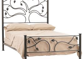 bed beautiful wrought iron bed frame king beautiful wrought iron