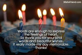 words are enough to express the feelings of so thank you for