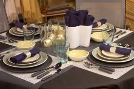 dining room table setting 13 diy table setting idea impress friend making dining room table