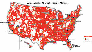 Fresno Ca Zip Code Map Verizon Coverage Map California California Map