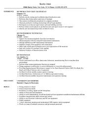 technical resume exles rf technician resume sles velvet