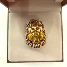 urban lion ring holder images Gucci jewelry lion head ring poshmark jpg