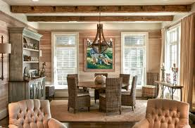 Living Spaces Dining Room Coastal Living Space Beach Style Dining Room Raleigh By