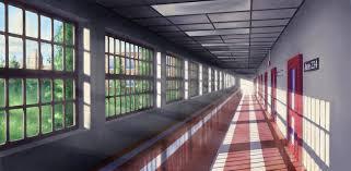 hallway by benjamin the fox on deviantart