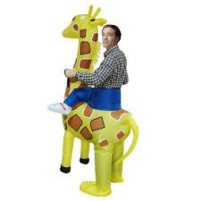 Inflatable Costume Halloween Inflatable Costume Halloween Inflatable Giraffe Costumes