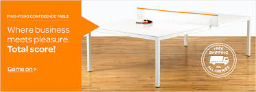 Ping Pong Conference Table Poppin For Office Organization The English Room