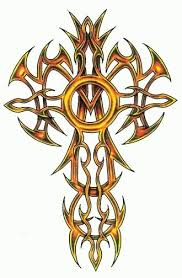 free tribal cross tattoo designs in several galleries picture 5