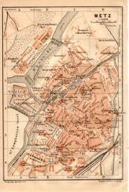 siege montauban 1914 montauban antique map vintage lithograph tarn et