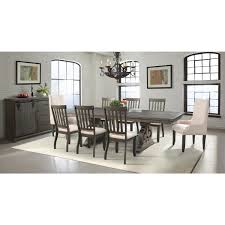 picket house furniture dst100sps10pc stanford 10 piece dining set