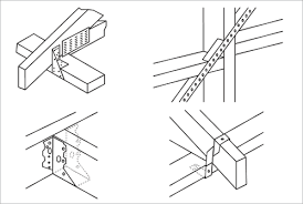 Wood Joints Diagrams by Lightweight Framing Yourhome