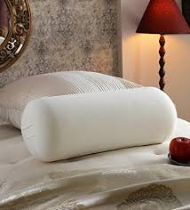 bolster bed pillows cloth fusion hotel quality white bed bolster pillows for sleeping