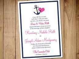 wedding invitations kitchener printable wedding invitation template nautical invitation candy