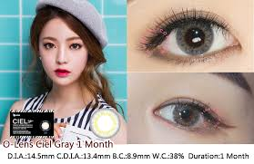 Light Brown Contact Lenses Pony Color Lens Choices From The Korean Famous Guru Article